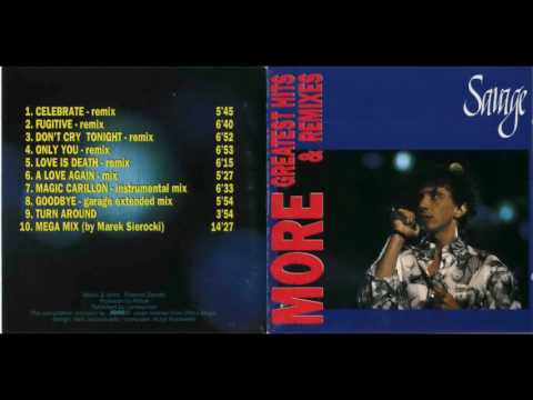 Savage - More Greatest Hits And Remixes 1990