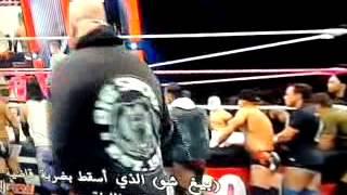 المصارعه الحره 2013