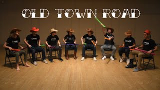 Old Town Road on Boomwhackers!