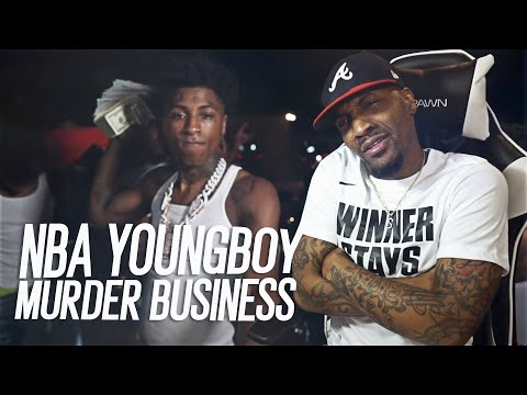 NBA YoungBoy – Murder Business (REACTION!!!)