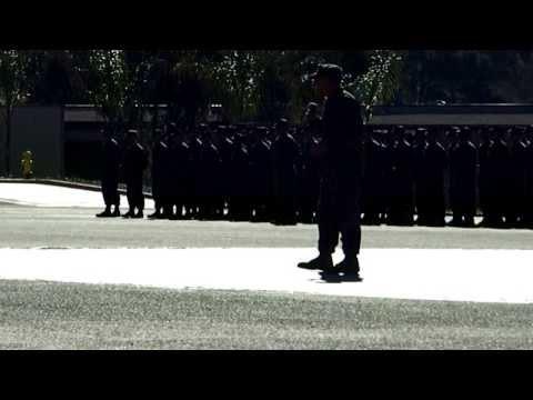 Echo Co 2-14 ITB Graduation, School of Infantry West, Camp Pendleton - 1-14-14