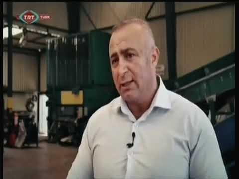 Exitcom Recycling Murat İLGAR - TRT TÜRK