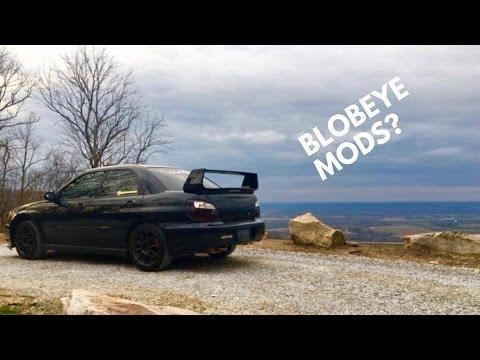 BLOBEYE WRX MODS / Detail