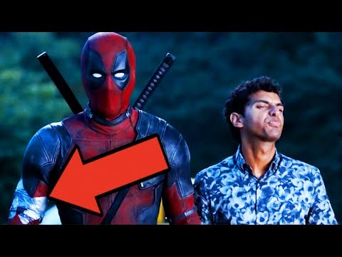DEADPOOL 2 Trailer Breakdown - Details You Missed! (Bob Ross Teaser)