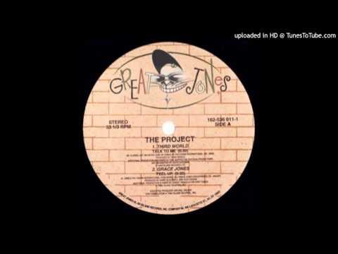 Grace Jones~Feel Up [Danny Tenaglia Remix]