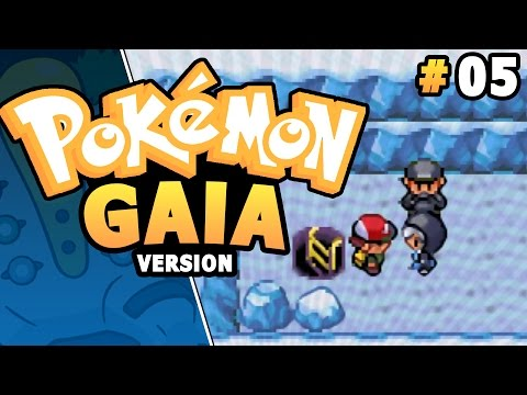Pokemon Gaia Rom Hack Episode 5 - DANGEROUS FOR CHILDREN! Gameplay Walkthrough