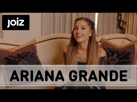 Ariana Grande reveals her bad habits (2/2)