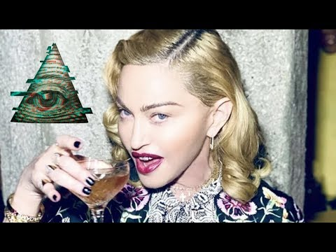 MADONNA REVEALS HER DISGUSTING 3 A.M. SATANIC RITUAL TO THE WORLD....