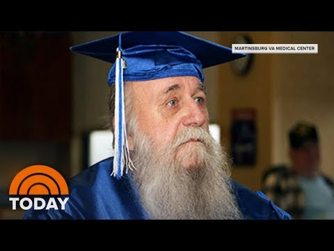 Maverick - Vietnam Veteran Who Was Drafted, Goes Back Earns High School Diploma