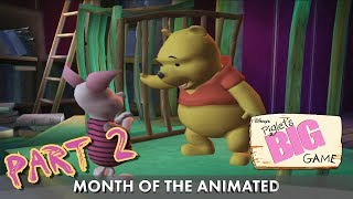 Disney's Piglet's Big Game (PS2) - PART 2, Final - Month of the Animated
