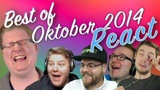 REACT: Best of Oktober 2014