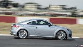 Audi TT 2,0T FSI: Review & Track Test