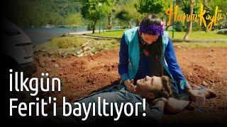 Hanım Köylü - İlkgün Ferit'i Bayıltıyor!