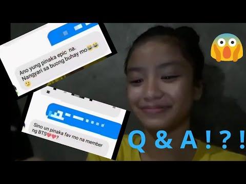 Q&A!?!