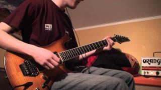 Warrant - Cherry Pie [Guitar Cover]