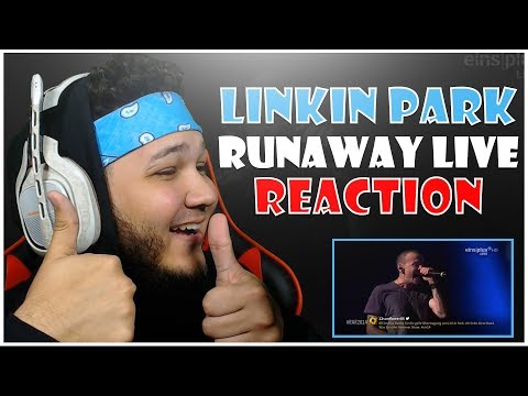 🎤 HipHop Fan Reacts To Linkin Park  Runaway  🎸