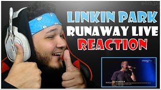 🎤 Hip-Hop Fan Reacts To Linkin Park - Runaway Live 🎸