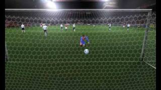 FIFA 2004 / MANCHESTER UNITED vs LIVERPOOL / PC GAMEPLAY