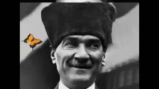 Mustafa Kemal Atatürk Gözleri Aşka Gülen Video