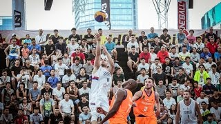 Serbia - Netherlands - Men's 1/4 Finals FIBA 3x3 World Championships