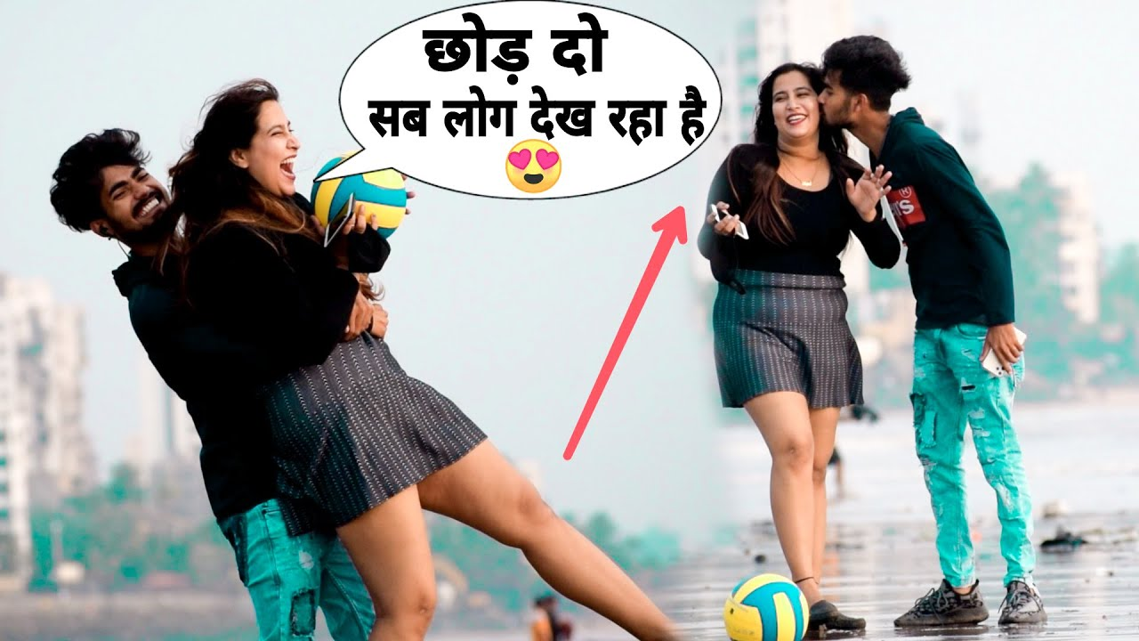 Apna Dono Ball Dikha  Do Prank   Bharti Prank   Raju Bharti Prank  