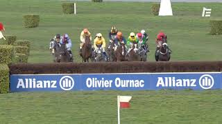Vidéo de la course PMU PRIX DE L'ASSOCIATION DES P.P.