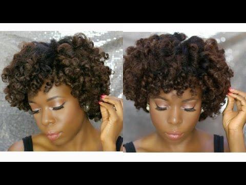 flexi rod set 4c natural hair