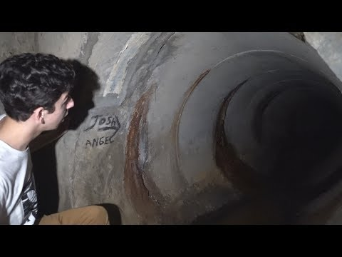 WE EXPLORED THE SECRET TUNNEL... (BLACKED OUT) | FaZe Rug