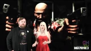 Max Payne 3 on 2 Discs