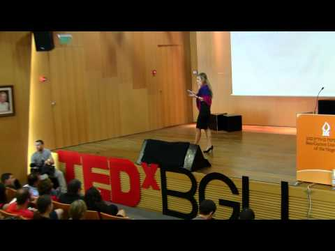 Social media and the revolution: The arab spring and beyond: Anna Therese Day at TEDxBGU