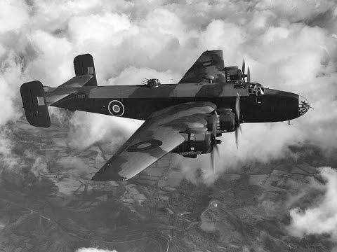 Halifax - Historia bombowca