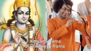 Sri Rama Chandra Jaya Rama Chandra - Sai Rama Bhajan