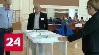 Во Владимирской области начался второй тур губернаторских выборов - Россия 24