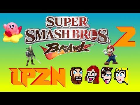 Super Smash Bros Brawl Ep. 2- Let's Play Tonight