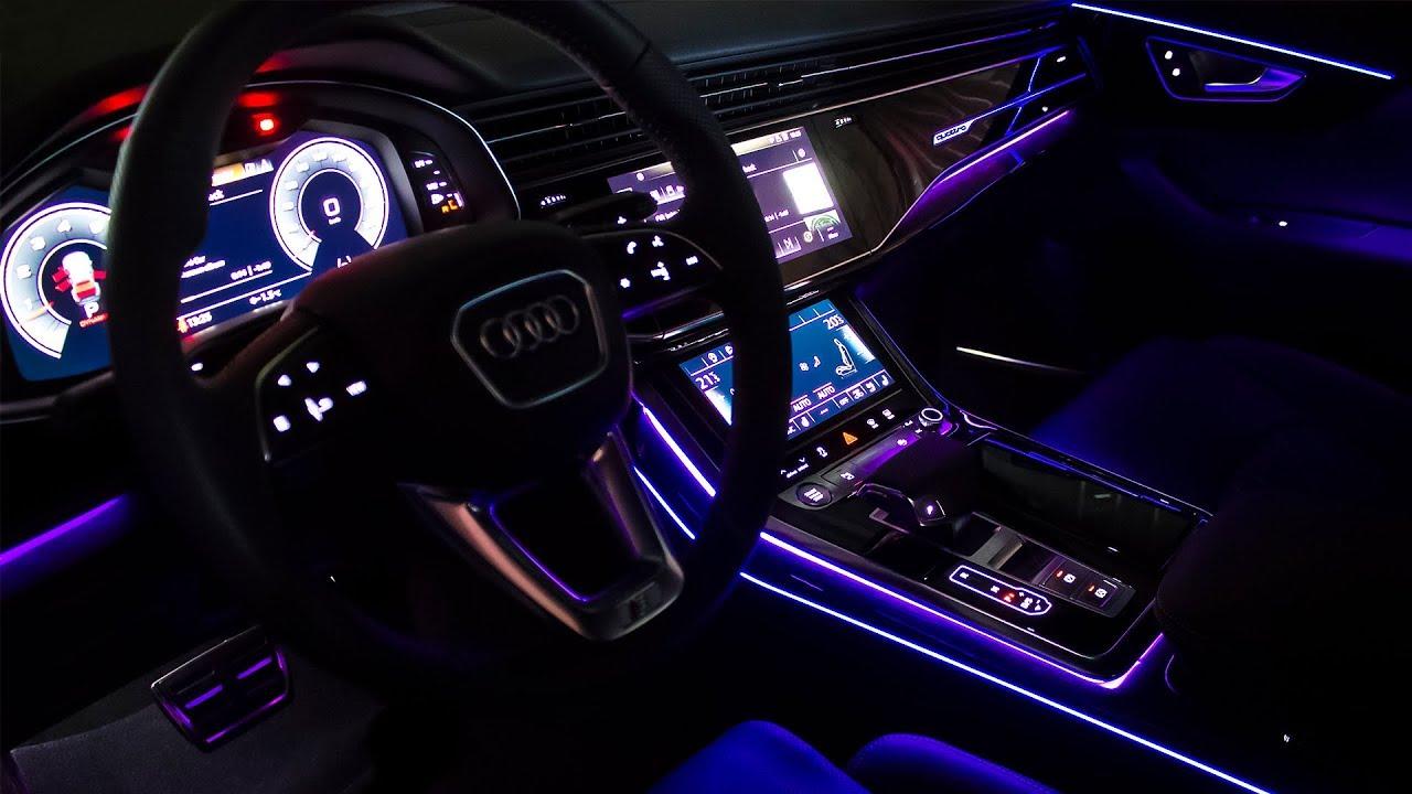 Chi tiết Audi Q8 phiên bản 55 TFSI