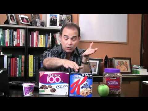 Episodio #57: ¿Cuáles meriendas son buenas para matar el hambre?