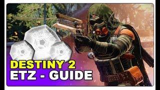 Destiny 2 -  Glänzende Engramme / Elite Gegner / ETZ Guide