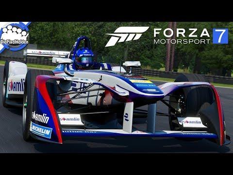 FORZA MOTORSPORT 7 #77 - elektrisierend - Let's Play Forza Motorsport 7
