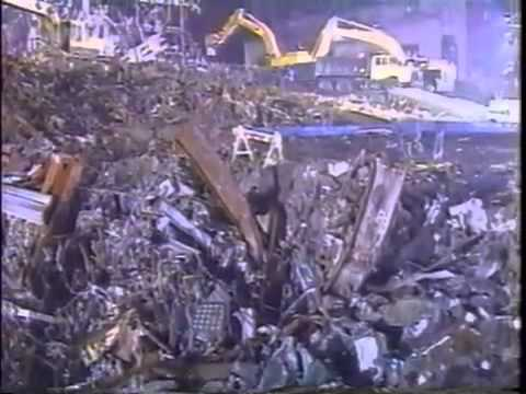9/11 - World Trade Center Recovery and debris removal part 2 of 6