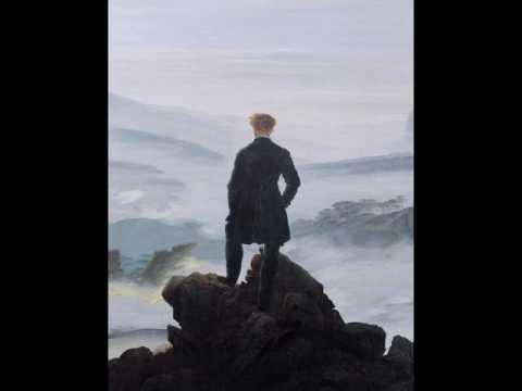 Caspar David Friedrich-Wanderer