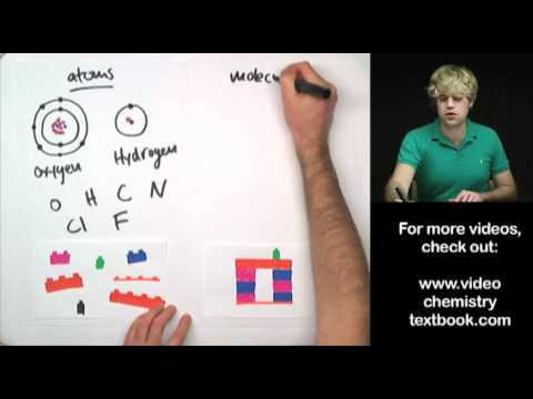 What\u0027s the Difference between an Atom and a Molecule? - YouTube - molecule vs atom