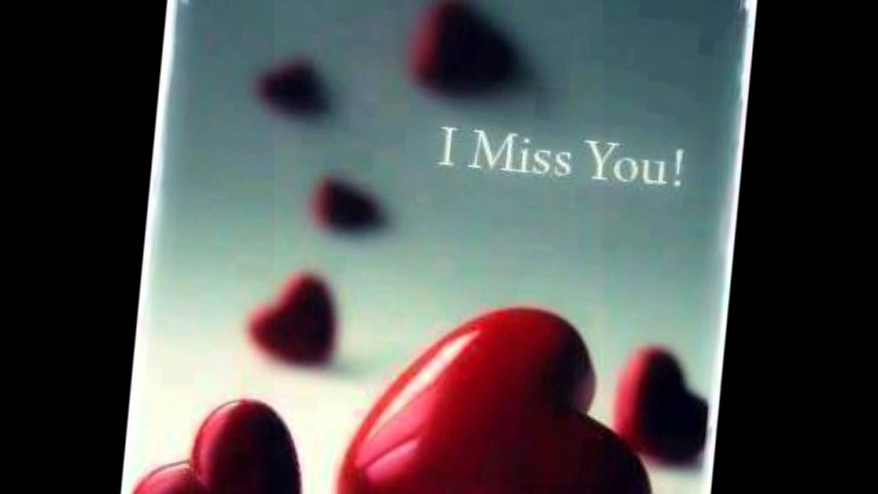 Baby I Miss You- house Remix - YouTube