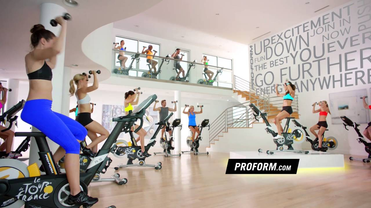 ICON Health & Fitness - TDF Class