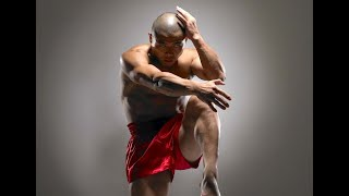 Training in Shaolin Temple UK with Shifu Yanlei