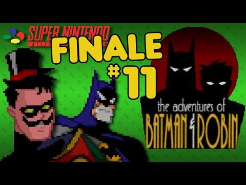 The Adventures Of Batman & Robin (SNES) - Part 11: FINALE - Octotiggy