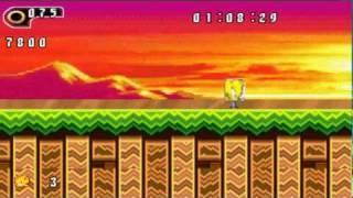 Sonic FGX: Super Esmeralds + Hyper Sonic