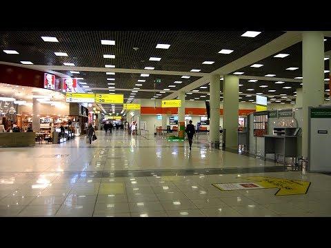 Аэропорт Шереметьево - Терминал Е