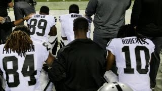 President to anthem protesters: It