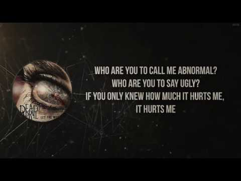 Abnormal - Dead by April (Lyrics)