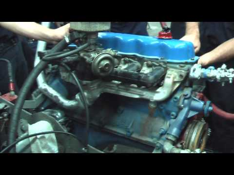 Running Engine with No Oil
